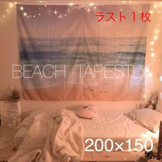 IKEA - 完売商品!入荷!beach  タペストリー 西海岸 surf