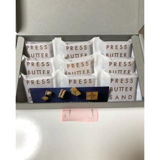 プレスバターサンド 9個(菓子/デザート)