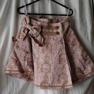 アンジェリックプリティー(Angelic Pretty)のangelic prettyスカート(ひざ丈スカート)