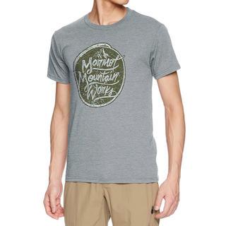 マーモット(MARMOT)のMarmot マーモット 半袖Tシャツ Turf H/S T メンズM 新品(登山用品)