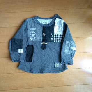 アズール(AZZURE)の90サイズ アズール トレーナー(Tシャツ/カットソー)