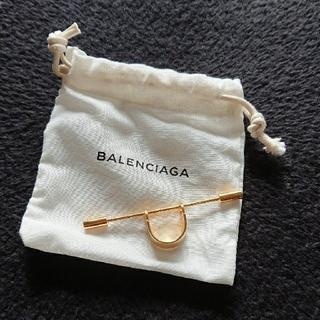 バレンシアガ(Balenciaga)のバレンシアガ ネックピンリング(リング(指輪))
