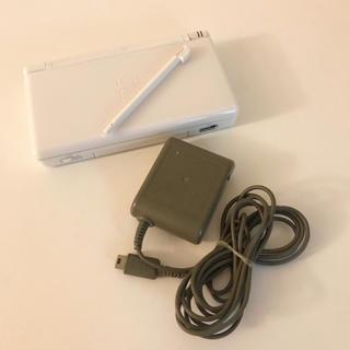 ニンテンドーDS(ニンテンドーDS)のDS lite 本体・タッチペン・充電器 セット(携帯用ゲーム本体)