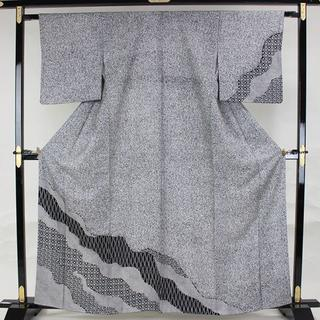 専門店 AB6056 164㎝ モノトーン染匹田絞り柄(着物)