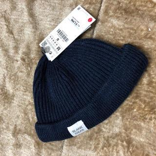 ザラ(ZARA)のZARA ニット帽(ニット帽/ビーニー)