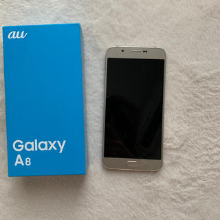 Galaxy A8 Gold  32 GB au