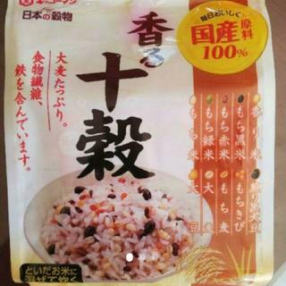 ラスト1つ!即購入歓迎♪キッコーマン香る十殻30g×6袋(米/穀物)