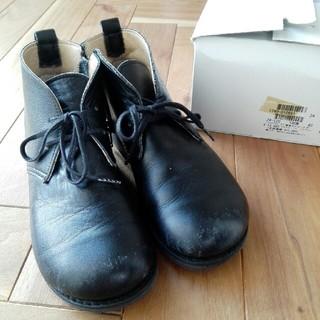 タルティーヌ エ ショコラ(Tartine et Chocolat)の革靴 19センチ タルティーヌエショコラティエ 卒園式(フォーマルシューズ)