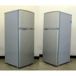 早い者勝ち♪送料無料★16年製★シャープ★2ドア冷蔵庫118L(8R91504(冷蔵庫)