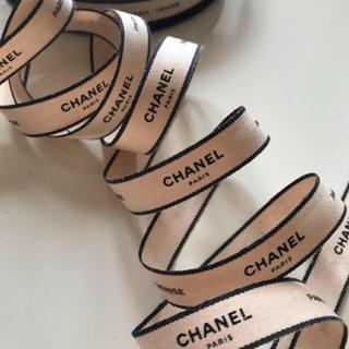 シャネル(CHANEL)のシャネル Paris venise リボン 正規品 ラッピング(ラッピング/包装)