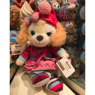 Disney - クッキー ぬいぐるみSS クリスマス2018 香港ディズニー限定
