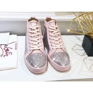 クリスチャンルブタン(Christian Louboutin)のCHRISTIAN LOUBOUTIN靴スニーカー(スニーカー)