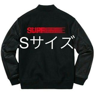 シュプリーム(Supreme)のsupreme motion logo varsity jacket(スタジャン)