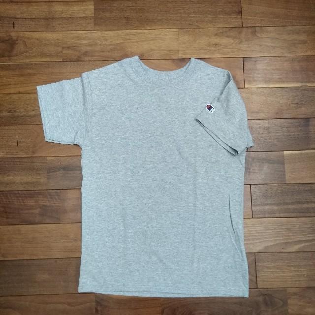 Champion(チャンピオン)の新品 チャンピオン 無地 6ozヘビーTシャツ ホワイト レディースのトップス(Tシャツ(半袖/袖なし))の商品写真