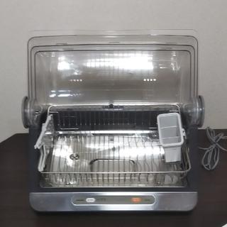 トウシバ(東芝)の東芝  食器乾燥器【説明書付】(食器洗い機/乾燥機)