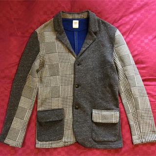 グラニフ(Design Tshirts Store graniph)のgraniph グラニフ クレイジーパターンスウェットジャケット(その他)
