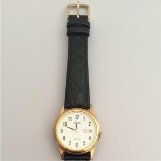 アルバ(ALBA)のALBA レディース腕時計 牛皮ベルト(腕時計)