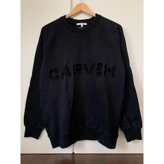 カルヴェン(CARVEN)のCARVEN スウェット トレーナー(トレーナー/スウェット)