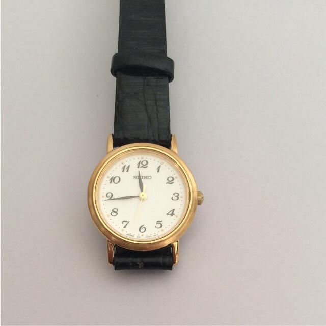 timeless design 14857 3b58e SEIKOレディース腕時計