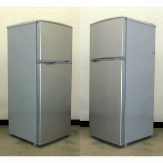 早い者勝ち♪送料無料★14年製★シャープ★2ドア冷蔵庫118L(8R91499(冷蔵庫)