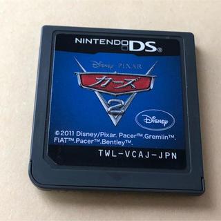 ニンテンドーDS(ニンテンドーDS)のカーズ2(携帯用ゲームソフト)