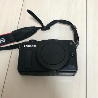 キヤノン(Canon)のCanon EOSM 本体のみ(ミラーレス一眼)