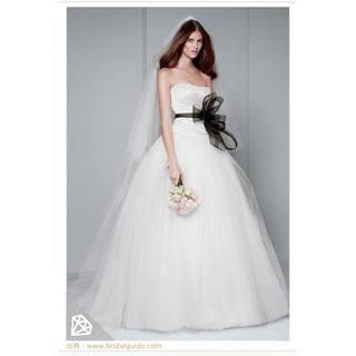 ヴェラウォン(Vera Wang)のwhite by verawangのバレリーナのウェディングドレス最終価格(ウェディングドレス)