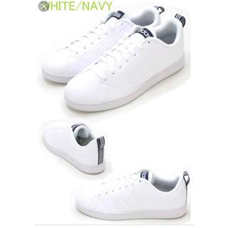 アディダス(adidas)の★激安★アディダス adidas バルクリーン2 ランニングホワイト×ネイビー(スニーカー)
