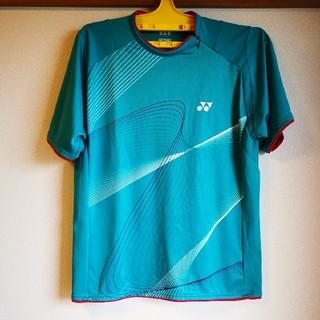 ヨネックス(YONEX)の古着◻️ヨネックス ゲームシャツ Oサイズ テニス バトミントン(ウェア)