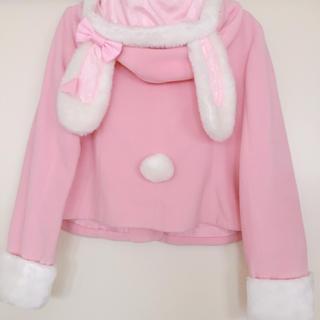 アンジェリックプリティー(Angelic Pretty)のFairy Bunnyコート(ロングコート)