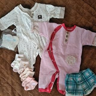 出産準備 女の子 ベビー服(その他)