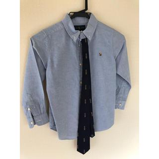 ポロラルフローレン(POLO RALPH LAUREN)のはるとも様専用❗️ラルフローレン シャツ フォーマル 3点SET♡(ドレス/フォーマル)