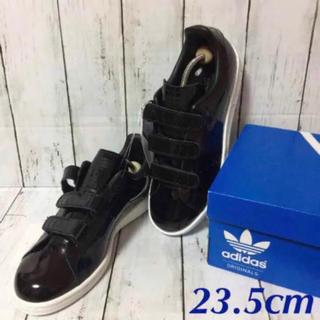アディダス(adidas)のSALE! NEW!アディダスSTAN SMITH CFベルクロ スニーカー❣️(スニーカー)