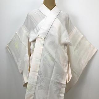 i-286 長襦袢 化繊 半衿付き(着物)