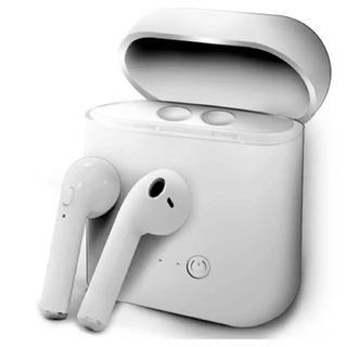 Bluetoothワイヤレスイヤフォン(ホワイト)(ヘッドフォン/イヤフォン)