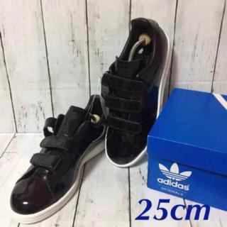 アディダス(adidas)のSALE! NEW!! 25cmアディダスSTAN SMITH CFベルクロ❣️(スニーカー)
