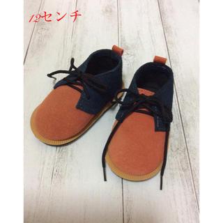 男の子 ベビー靴 12センチ(スニーカー)