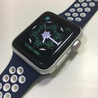 Apple Watch - Apple Watch series3 GPS+Cellularモデル