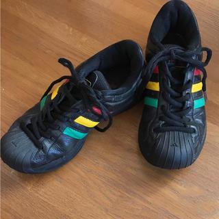アディダス(adidas)のアディダススニーカー 室内履きのみ!(スニーカー)