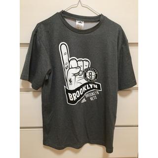 アディダス(adidas)のNBA ブルックリン・ネッツ Mサイズ Tシャツ アディダス adidas (Tシャツ/カットソー(半袖/袖なし))