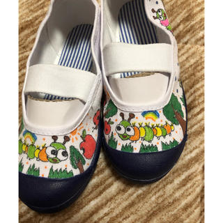 上靴 17.0(スクールシューズ/上履き)