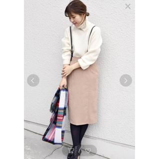 カージュ(Khaju)のKhaju サスペンダー スカート(ひざ丈スカート)