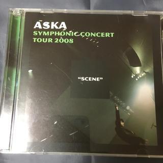 アスカコーポレーション(ASKA)のASKA SYMPHONIC  SCENE TOUR 2008 DVD (ミュージック)