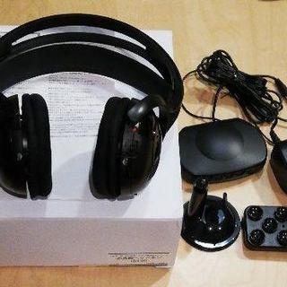 コルグ(KORG)の未開封 未使用 非売品 KORG 赤外線ワイヤレスヘッドホン IS430(ヘッドフォン/イヤフォン)