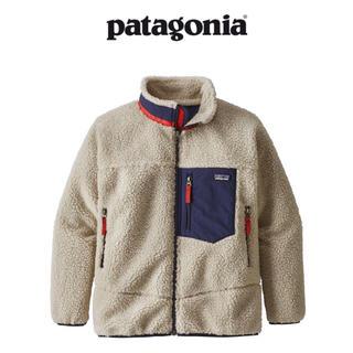 パタゴニア(patagonia)の【ひーまま様専用】patagoniaパタゴニア キッズ レトロXジャケット XL(その他)