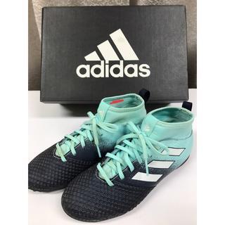 アディダス(adidas)の美品 adidas サッカーシューズ スニーカー 運動靴 22.5cm タンゴ(スニーカー)
