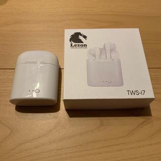 ワイヤレス イヤホン Bluetooth 対応 Lezon TWS-i7(ヘッドフォン/イヤフォン)