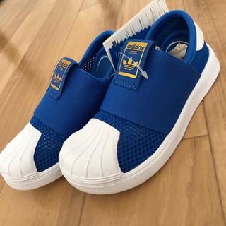アディダス(adidas)の新品 adidas オリジナル キッズ スリッポン 14.5cm(スリッポン)