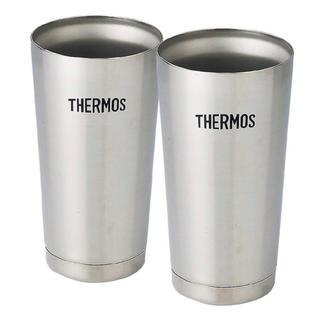 サーモス(THERMOS)のTHERMOS 真空断熱タンブラー(グラス/カップ)