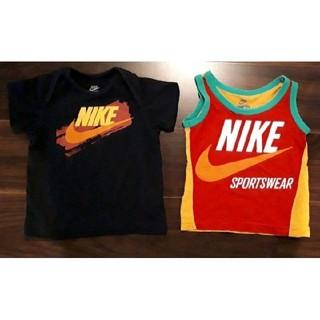 ナイキ(NIKE)のNIKE ナイキ トップス キッズ 80(Tシャツ)